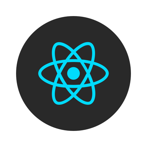 Apps, Design, Development, Facebook, Framework, Mobile, React Icon