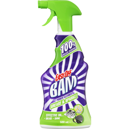 Easy Off Bam Easy Off Bathroom Cleaner Grease Sparkle Trigger