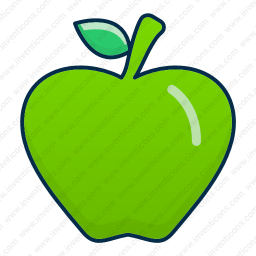 Download Apple,food,fresh,fruit Icon Inventicons