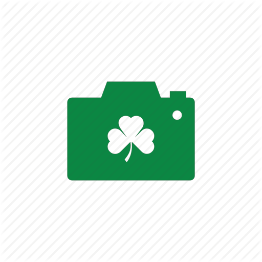 Maret, Camera, Day, Eco, Green, Icon, Ireland, Irish, Leaf
