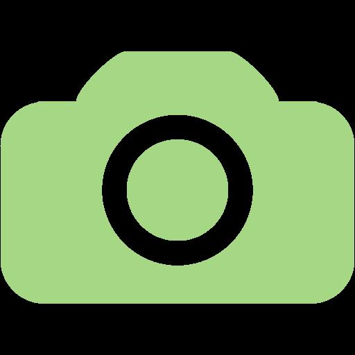 Guacamole Green Camera Icon