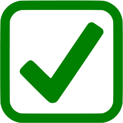 Green Check Icon Images