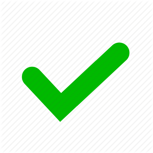 Accept, Check, Green, Mark, Ok, Success, Tick Icon