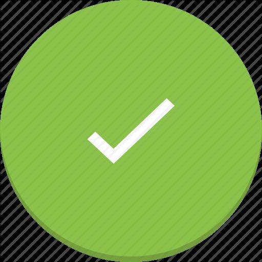 Accept, Check, Design, Mark, Material, Ok, Tick Icon