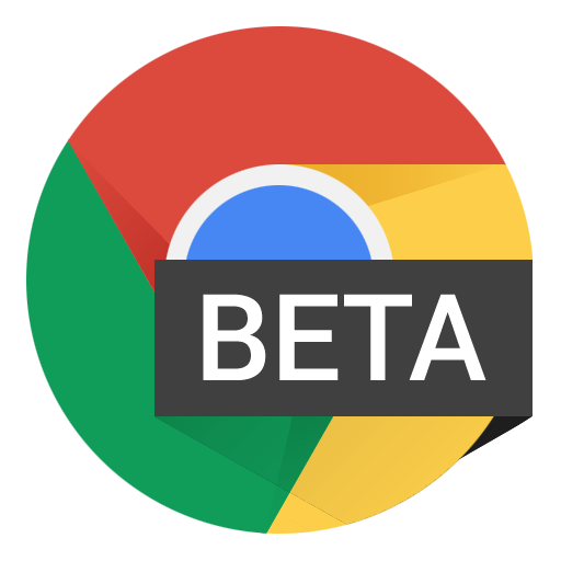 Chrome Beta Icon Android L Iconset Dtafalonso