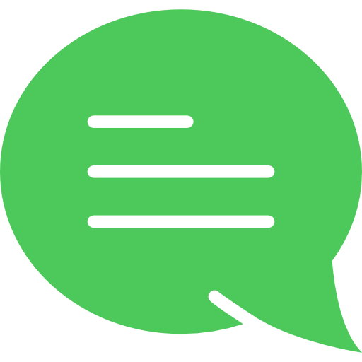 Chat, Dialogue, Bubbles, Bubble, Talk, Green Icon Free Of Dialogue