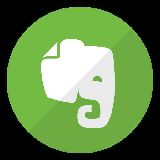 Evernote, Logo, Website Icon