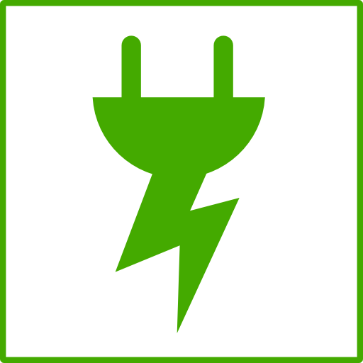Eco Green Energy Icon Clipart