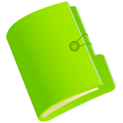 Green Folder Icon Images