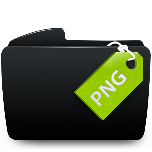 Folder, Green, Png Icon