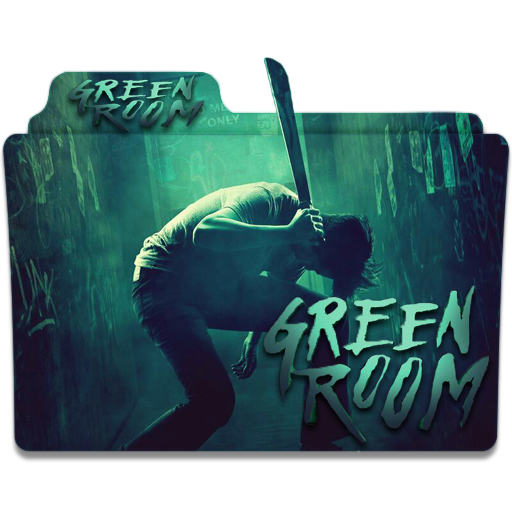 Green Room Folder Icon