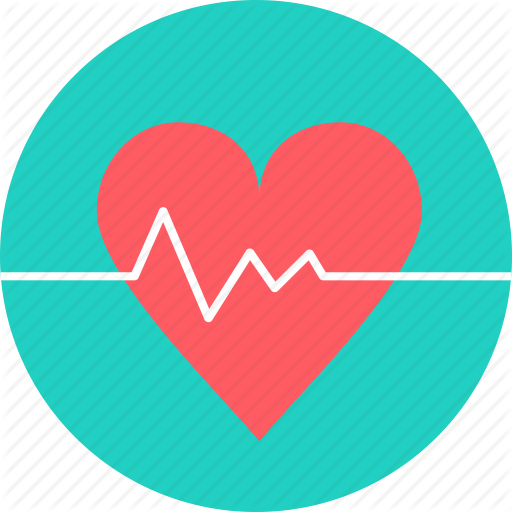 Heart Icons Ekg