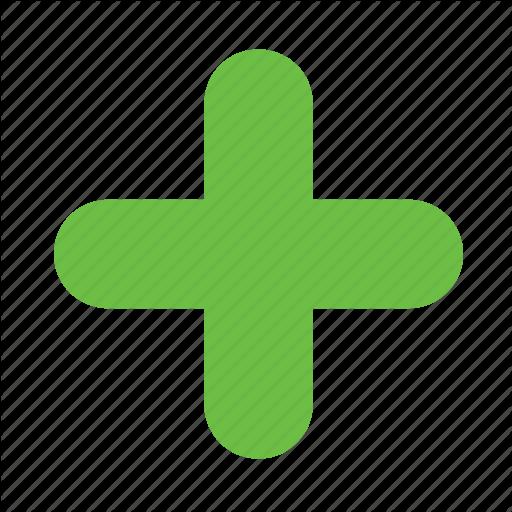 Calculate, Calculator, Green, Icon, Math, Mathematics, Plus Icon