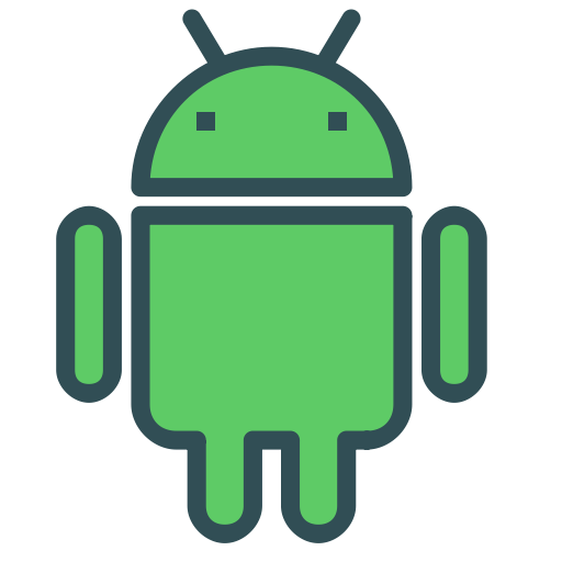 Android, Robot, Figure, Avatar, Brand Icon Free Of Brands Colored