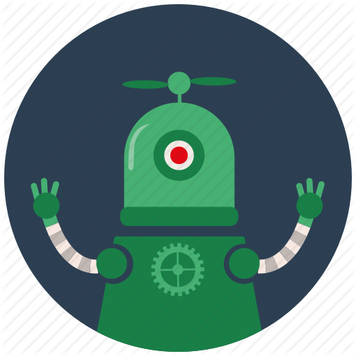 Boston, Dynamics, Flat Icon, Robo Txt, Robot, Seo, Web Icon