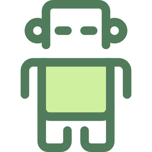 Robot, Technology, Electronics, Science Fiction, Futurist Icon