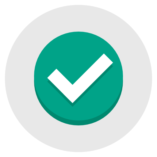 Tick, Yes, Approve, Accept, Green Icon Free Of Flat