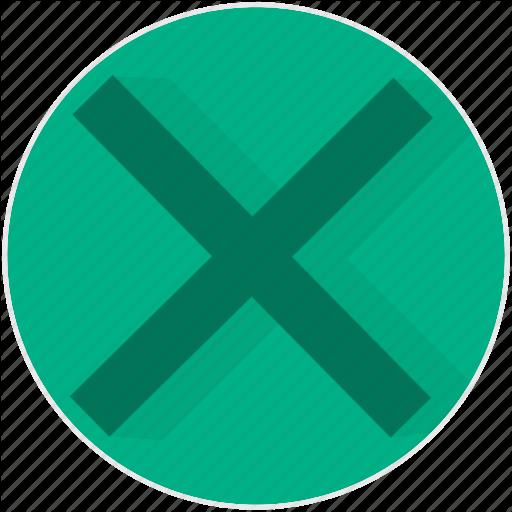 Accept, Check, Close, Green, Ok, Success, Tick, X, Yes Icon