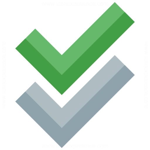 Iconexperience G Collection Checks Icon