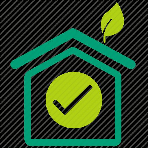 Cool House, Eco, Eco Home, Eco House, Green House, Home, House Icon
