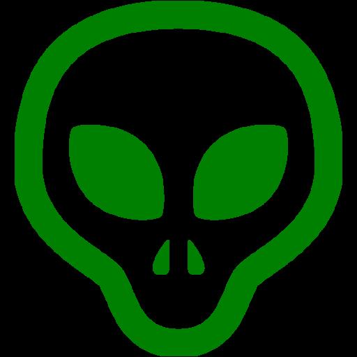 Green Grey Icon