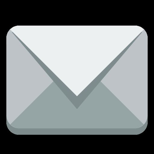 Grey Envelope Icon