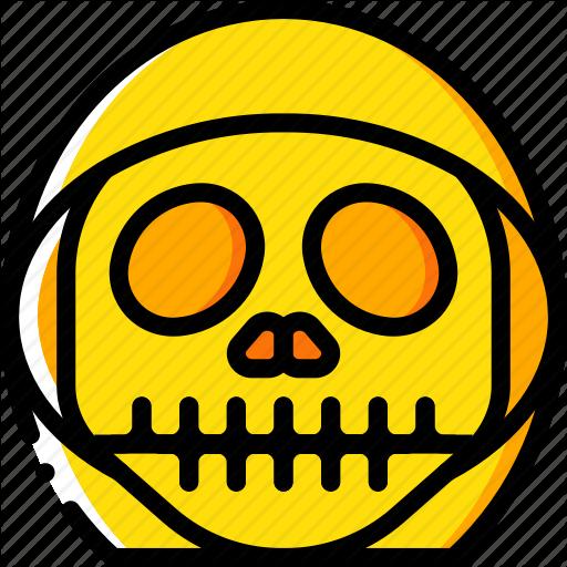 Creepy, Emojis, Grim, Halloween, Reaper, Scary, Spooky Icon