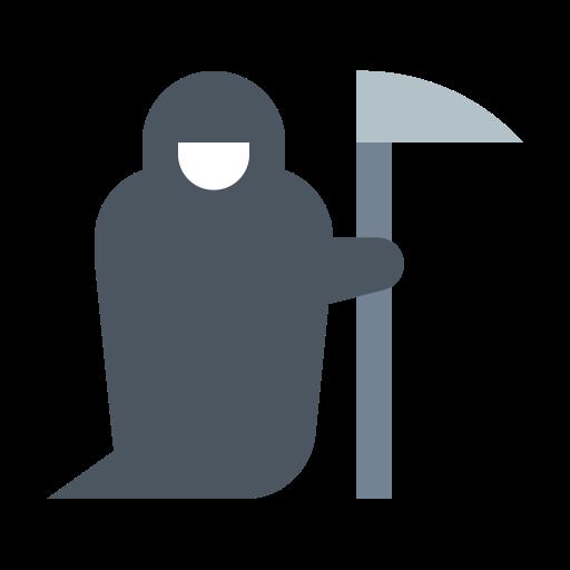 Death, Grim, Halloween, Reaper Icon