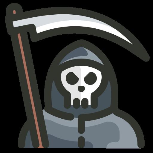 Death, Grim, Reaper Icon