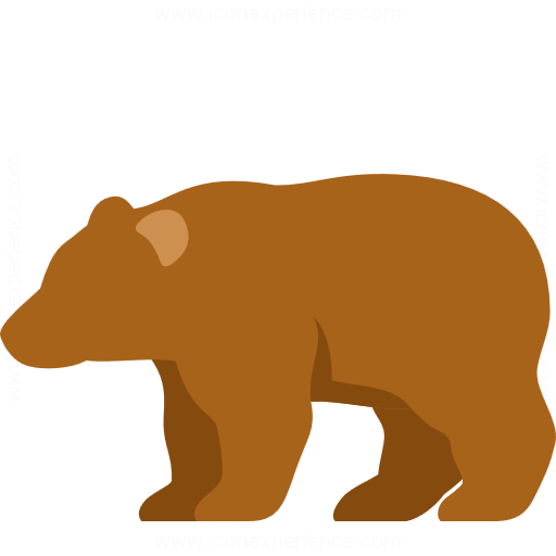 Iconexperience G Collection Bear Icon