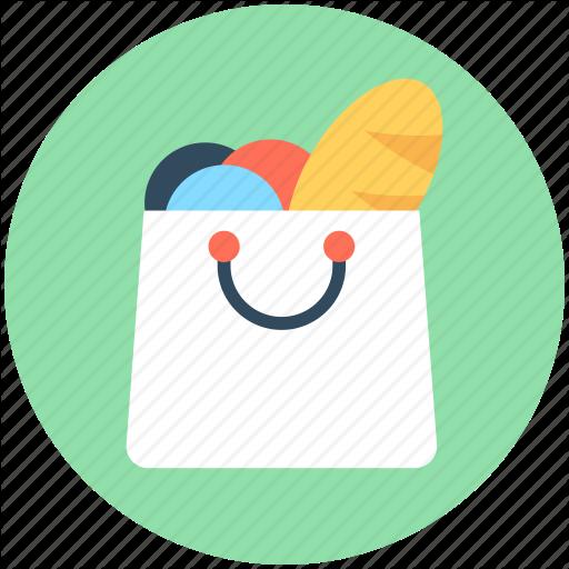 Grocery Shopping, Shopper Bag, Shopping, Shopping Bag, Supermarket