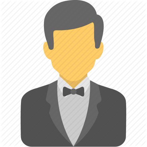 Bridegroom, Groom, Groomsmen, Marriage, Wedding Icon