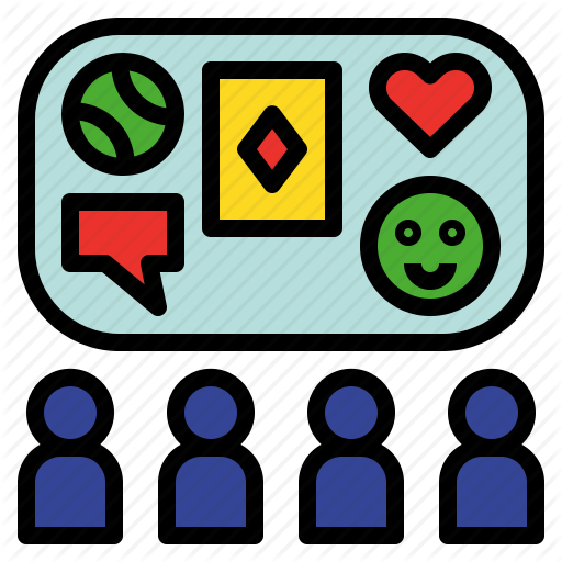 Activity, Community, Group, Recreation, Social, Society Icon