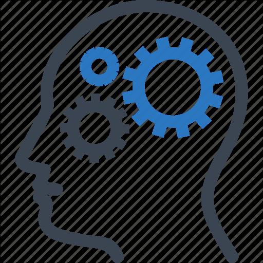 Thinking Head Icon