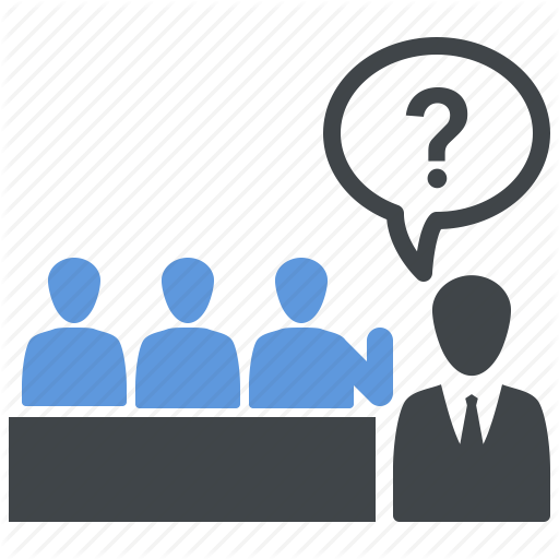 Discussion Meeting Icon Images