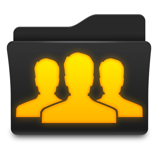 Group Folder Icon Png