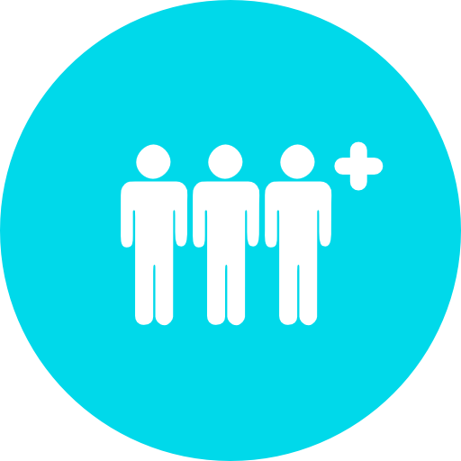 Group, People, Person Icon
