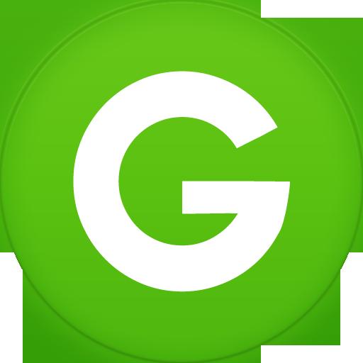 Groupon Icon Circle Addon Iconset