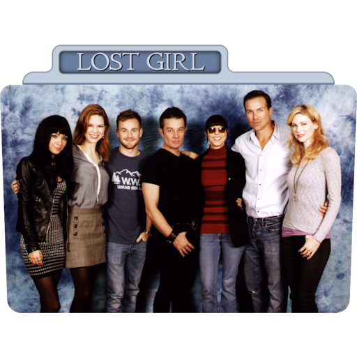 Lost Girl Icon Tv Movie Folder Iconset Aaron Sinuhe
