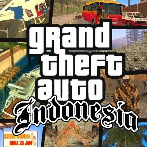Gta Sa Mod Indonesia On Twitter Mio Drag Sentull, Download