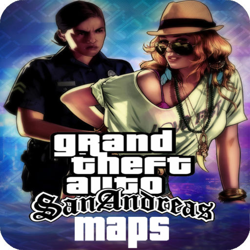 Cheats Codes And Maps For Gta San Andreas