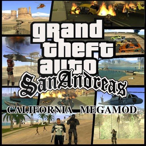 California Megamod For Gta San Andreas News