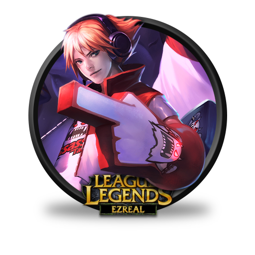 Ezreal Tpa Icon Free Download As Png And Formats