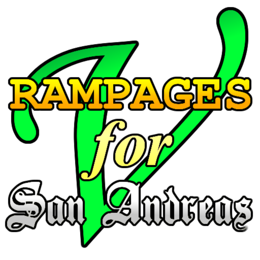 Gta V Rampages To San Andreas