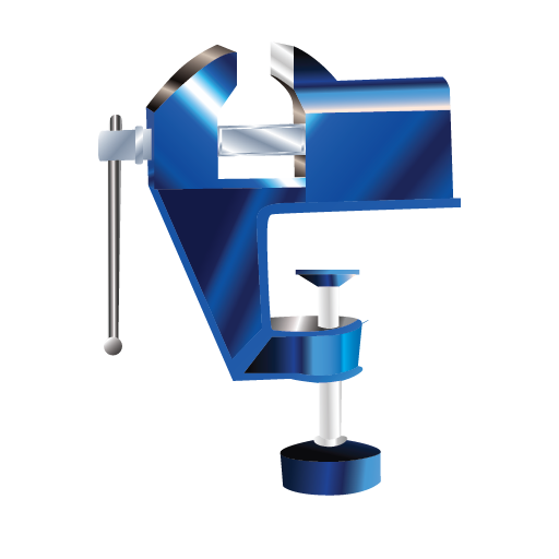 Vise Vice Clamp Icon Free Download As Png And Formats