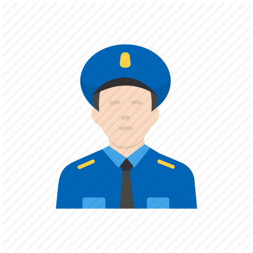 Guard, Policeman, Security, Security Guard Icon