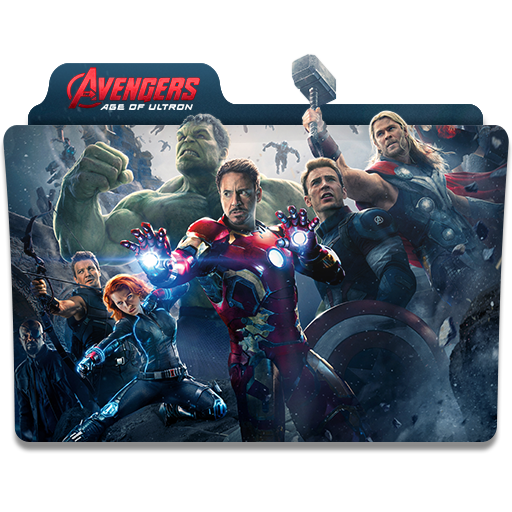 Avengers Age Of Ultron Icon