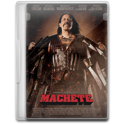 Covers, Cover, Machete, Movie Icon Free Of Movie Mega Pack Icons