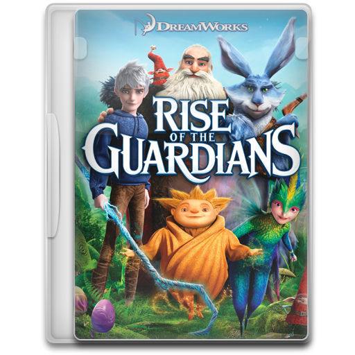 Rise Of The Guardians Icon Movie Mega Pack Iconset