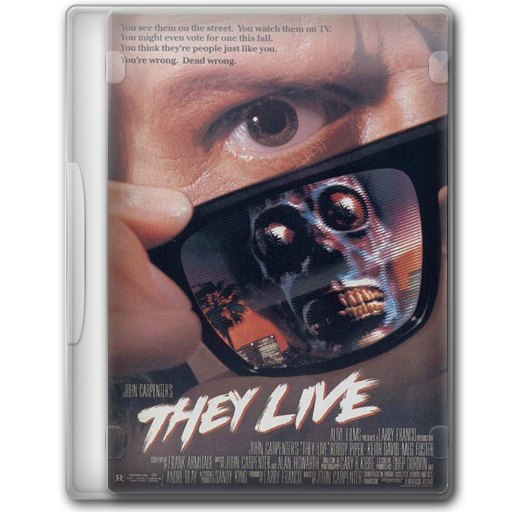 They Live Icon